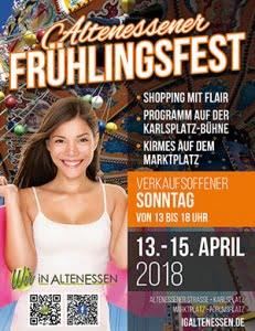 Altenessener Frühlingsfest @ Essen-Altenessen