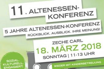 11. Altenessen-Konferenz