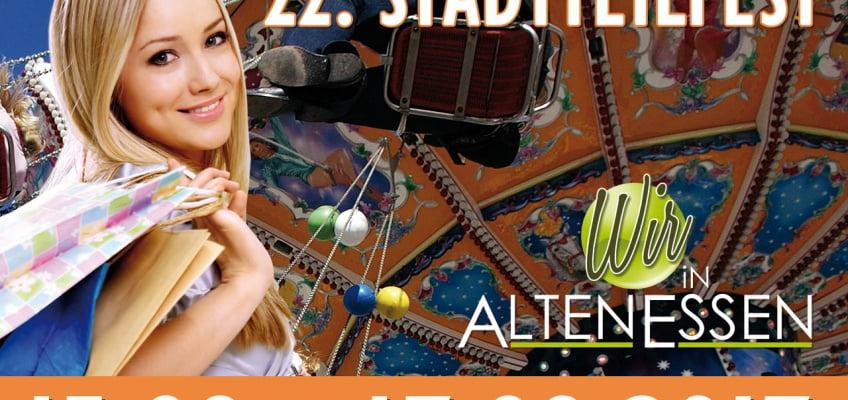 22. Altenessener Stadtteilfest