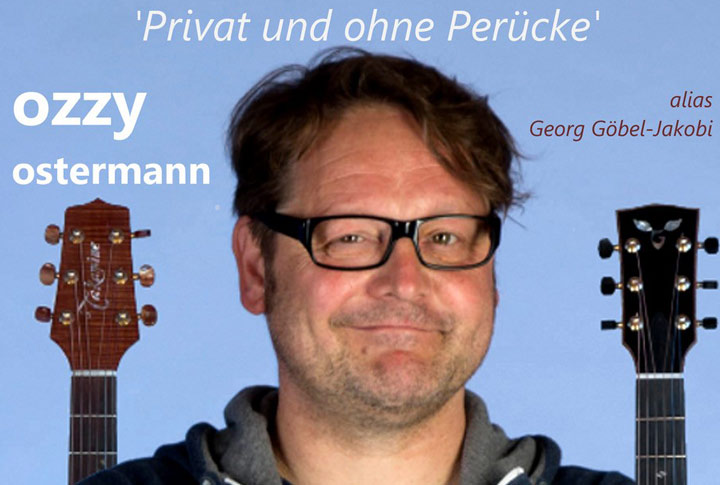 Ozzy Ostermann privat