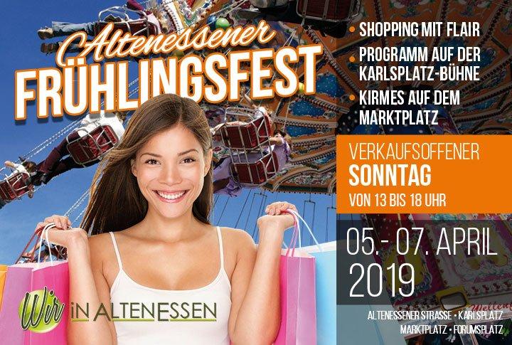 Altenessener Frühlingsfest 2019