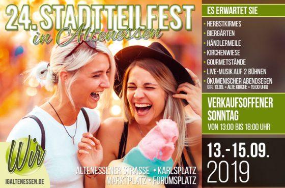 24. Altenessener Stadtteilfest