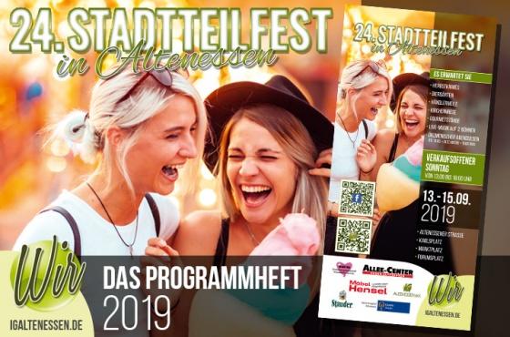 Programm 24. Stadtteilfest