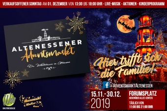 Altenessener Adventsmarkt 2019