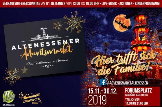 Altenessener Adventsmarkt 2019