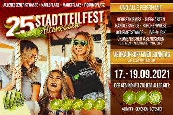 25. Stadtteilfest Altenessen
